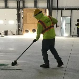 Builders Cleaning