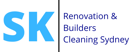 SK Renovation & Builders Cleaning Logo