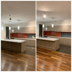 New build House Clean in Turramurra NSW