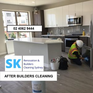 after builders cleaning services, Sydney NSW